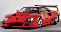 1994 Ferrari F40 LM in 1:8 Scale by GT Spirit