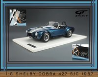 1967 Shelby Cobra 427 S/C in 1:8 Scale by GT Spirit