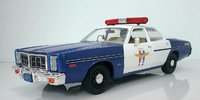 1978 Dodge Monaco - Crystal Lake Police in 1:18 scale by Greenlight