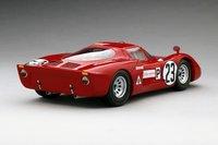 Alfa Romeo Tipo 33/2 #23 1968 Daytona 24 Hrs Mario Andretti Model Car in 1:18 Scale by Truescale Miniatures