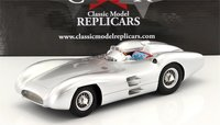 1954 Mercedes Benz W 196R Streamliner in 1:18 Scale by CMR