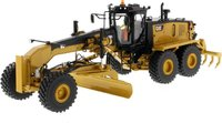 Cat® 16M3 Motor Grader in 1:50 scale by Diecast Masters
