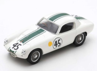 Lotus Elite MK XIV #45 Le Mans 1962 in 1:43 Scale by Spark