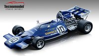 McLaren M19A #10 1971 Canada GP Mark Donohue - Team Sunoco LE 130 pce in 1:18 scale by Tecnomodel