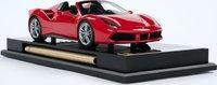 Ferrari 488 Spider in 1:18 Scale by Amalgam