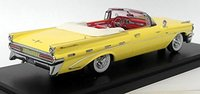 1959 Pontiac Bonneville Convertible Yellow Resin Model Car in 1:43 Scale by Neo