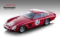 1963 Ferrari 330 LMB #12 1963 Le Mans in 1:18 Scale by Tecnomodel