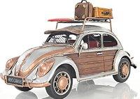 Volkswagen Beetle in 1:15 Scale by Old Modern Handicrafts