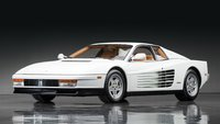 1984 Ferrari Testarosa US Version in 1:18 Scale by KK Scale Models