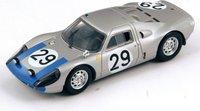 Porsche 904-8, No.29, Le Mans 1964 E. Barth - H. Linge in 1:43 scale by Spark