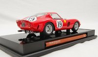 1962 Ferrari 250 GTO #19 Le Mans Winner in 1:18 Scale by Amalgam