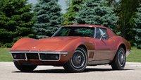 1968 Chevrolet Corvette C3 in Bronze 1:12 Scale by GT Spirit