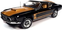 1969 Ford Mustang BOSS 429 Fastback in 1:18 scale by Auto World