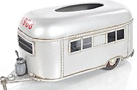 Camping Trailer Tissue Holder by Old Modern Handicrafts