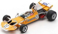 SURTEES TS9 NO.27 1972 JOHN LOVE in 1:43 scale by Spark