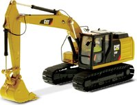 Cat® 320F Hydraulic Excavator in 1:50 scale by Diecast Masters