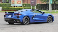 2020 Chevrolet Corvette C8 Stingray in Blue Diecast in 1:24 Scale by Maisto