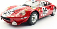 1969 Ferrari Dino 246 GT in Red in 1:12 Scale by Top Marques