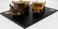 Cat 770 Off Highway Truck & Cat 769 by Diecast Masters in 1:50 Scale