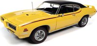 1969 Pontiac GTO Judge in 1:18 Scale by Auto World