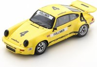 Porsche RS 3.0 No.4 1974 5th IROC Daytona George Follmer in 1:43 scale by Spark