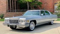 1976 Cadillac Fleetwood Brougham Saloon in 1:43 Scale by GLM