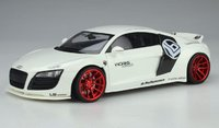 AUDI R8 BY LB-WORKS in 1:18 scale by GT Spirit