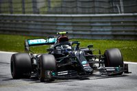 MERCEDES-AMG PETRONAS VALTTERI BOTTAS WINNER AUSTRIAN GP 2020 in 1:18 scale by Minichamps