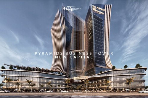 Pyramids Business Tower - Office