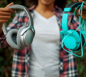 Entrepreneur sharing playlist