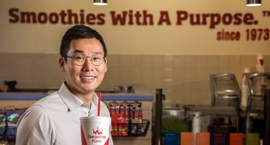 Wan Kim Smoothie King CEO