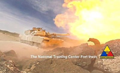 Weather & Climate at Fort Irwin Army Base | MilBases com