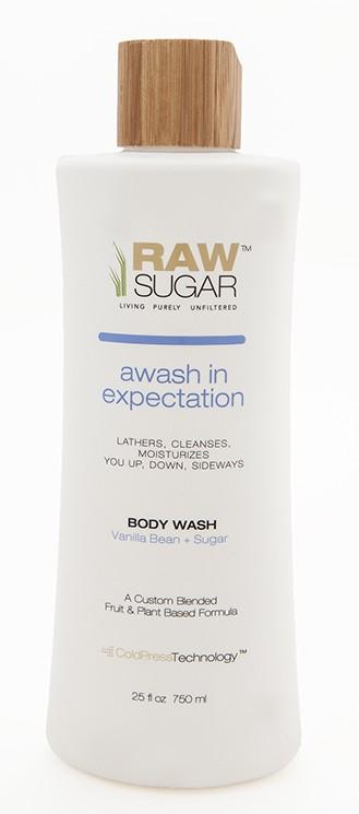 raw sugar awash in expectation