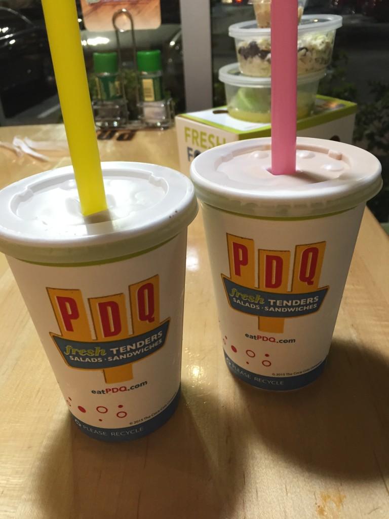 pdq shakes