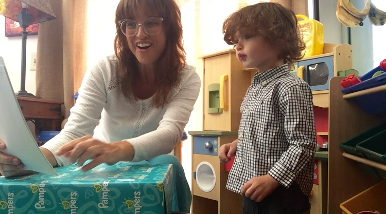 pampers image forunboxing