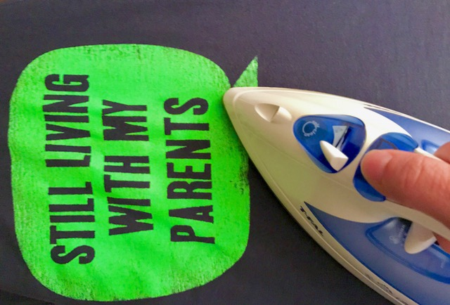 Why I Started Ironing At Forty-Five-Years Old