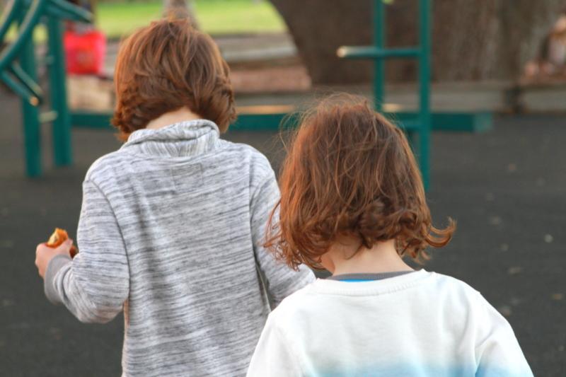5 Ways To Calm Kids Down