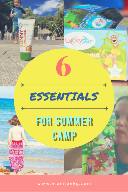 Check out these awesome necessities for Summer Camp.  You will need kids lightweight clothing, sunscreen, water bottles, kids protein bars and kids clothing labels.