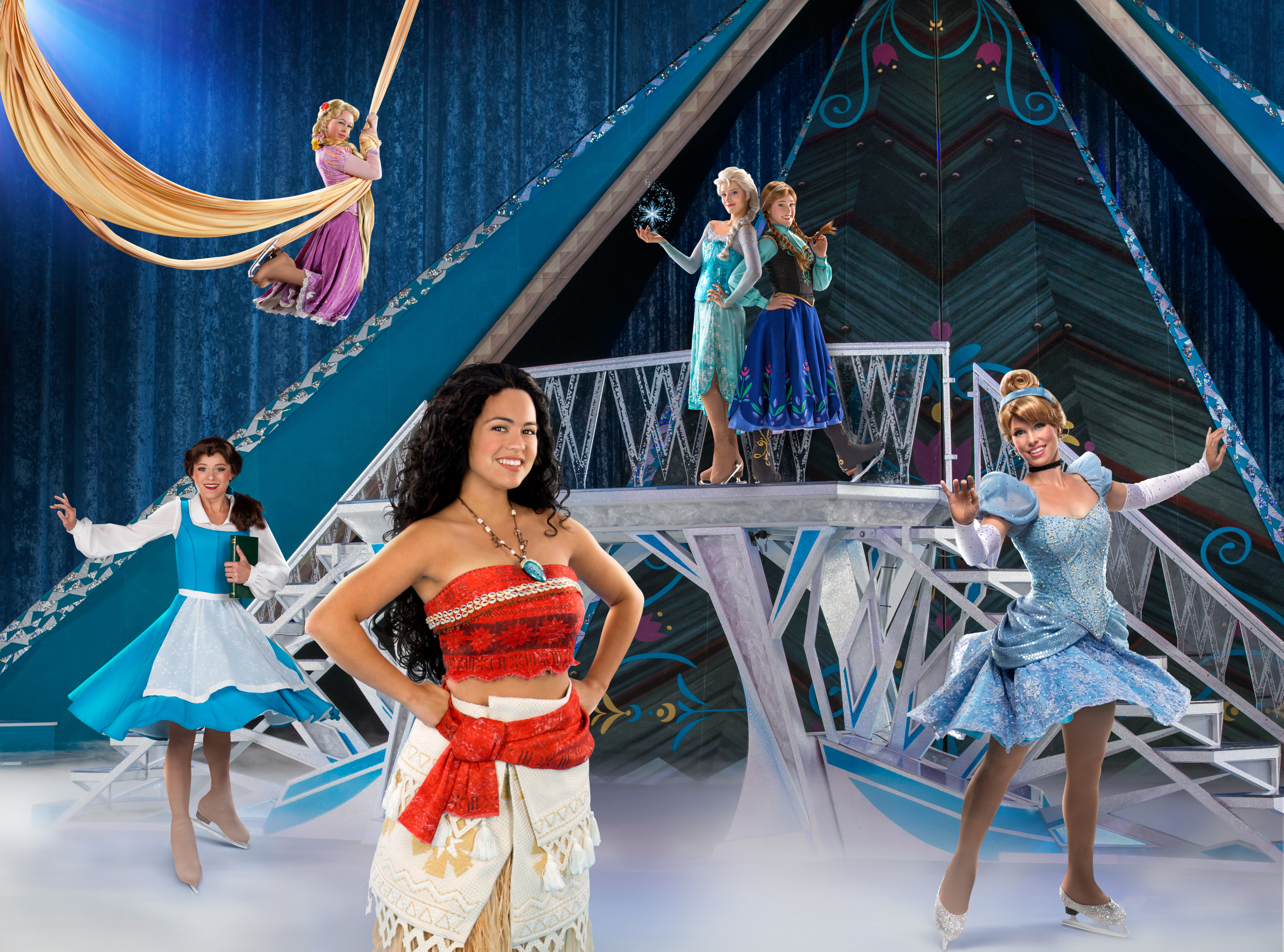Disney On Ice's Dare to Dream Is Coming to Town!