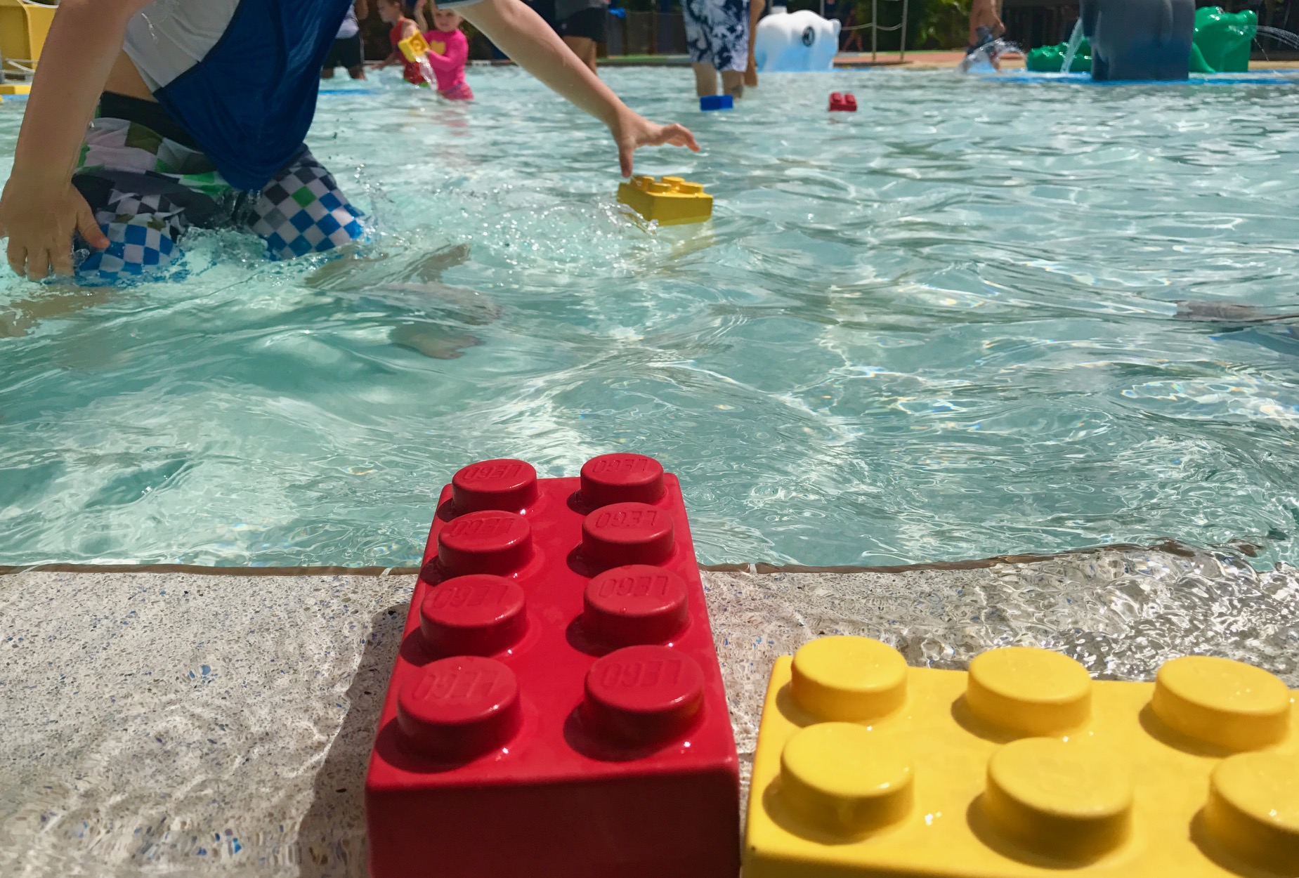 Why We Stayed at LEGOLAND® Water Park for the Whole Day