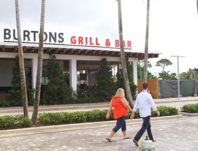 Burtons Grill & Bar Opens In Boca Raton