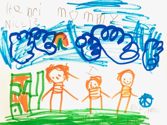 My Son Drew a Picture of our Family and Left His Brother Out