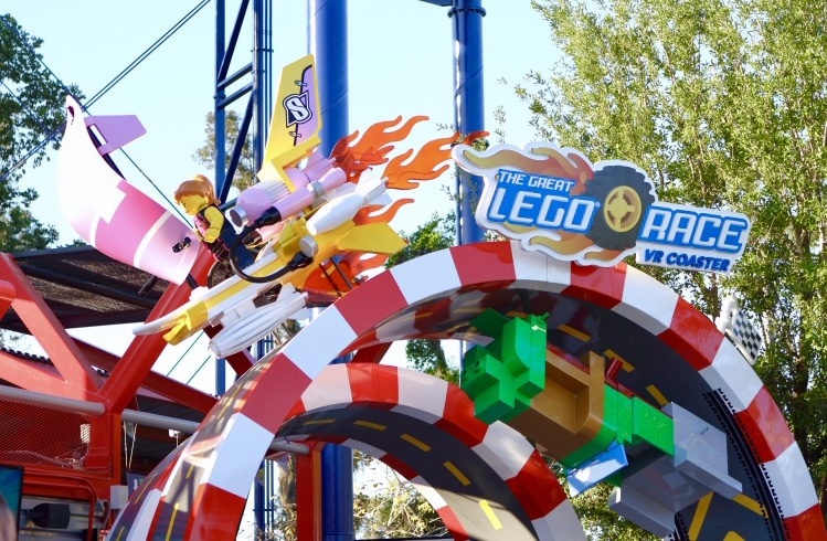 The Great LEGO® Race is Now Open at LEGOLAND®Florida Resort!