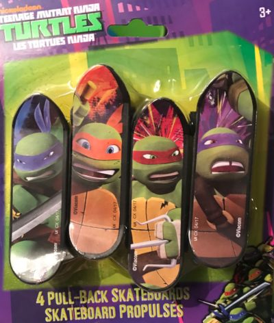How To Have A Tmnt Party For Four Year Old Mom Junky