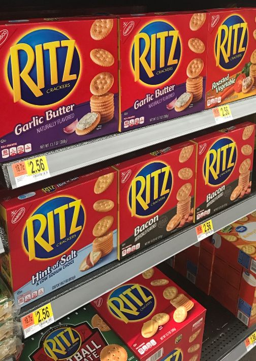 Save on RITZ Crackers with 2 Ibotta Deals at Walmart – Mom Junky