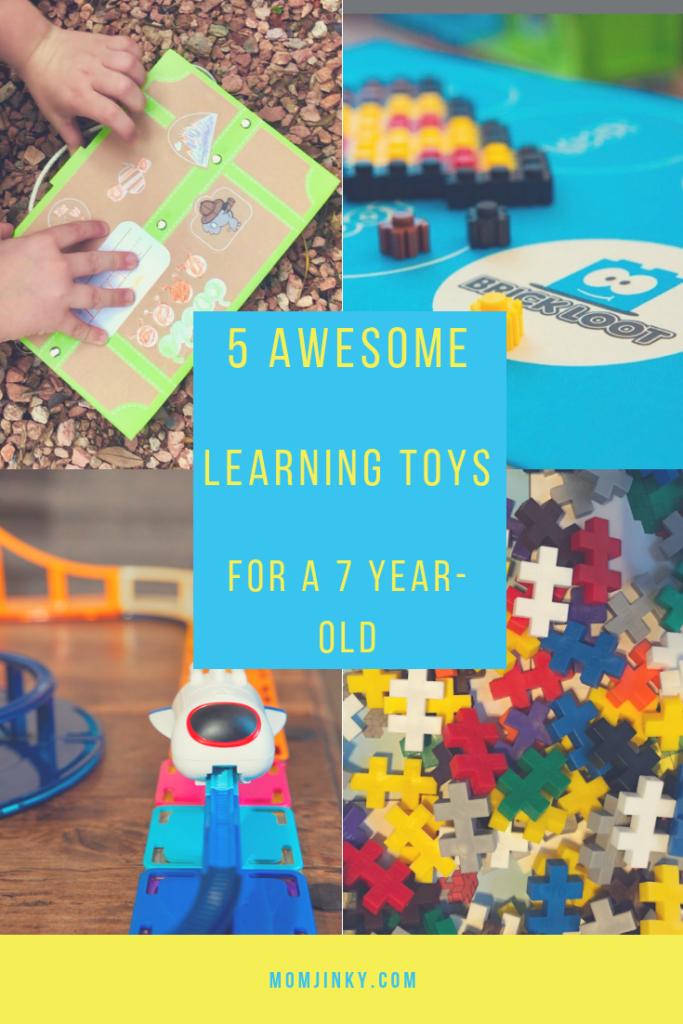 5 Amazing Educational Toys