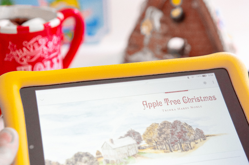 Bringing Back Holiday Traditions with the Fire HD 8 Kids Edition Tablet