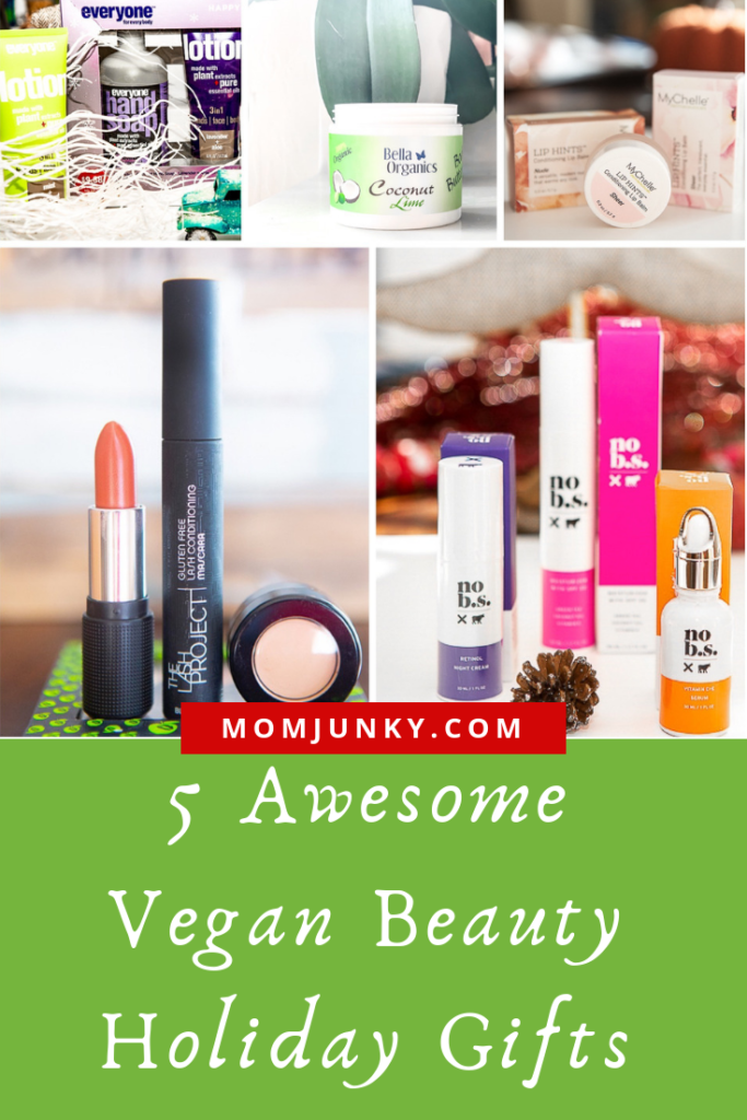 5 Awesome Vegan Holiday Beauty Gifts