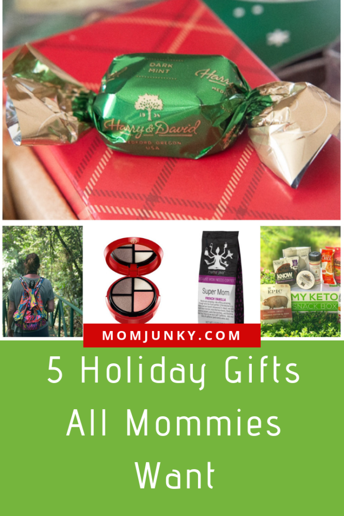 holiday gift items for moms
