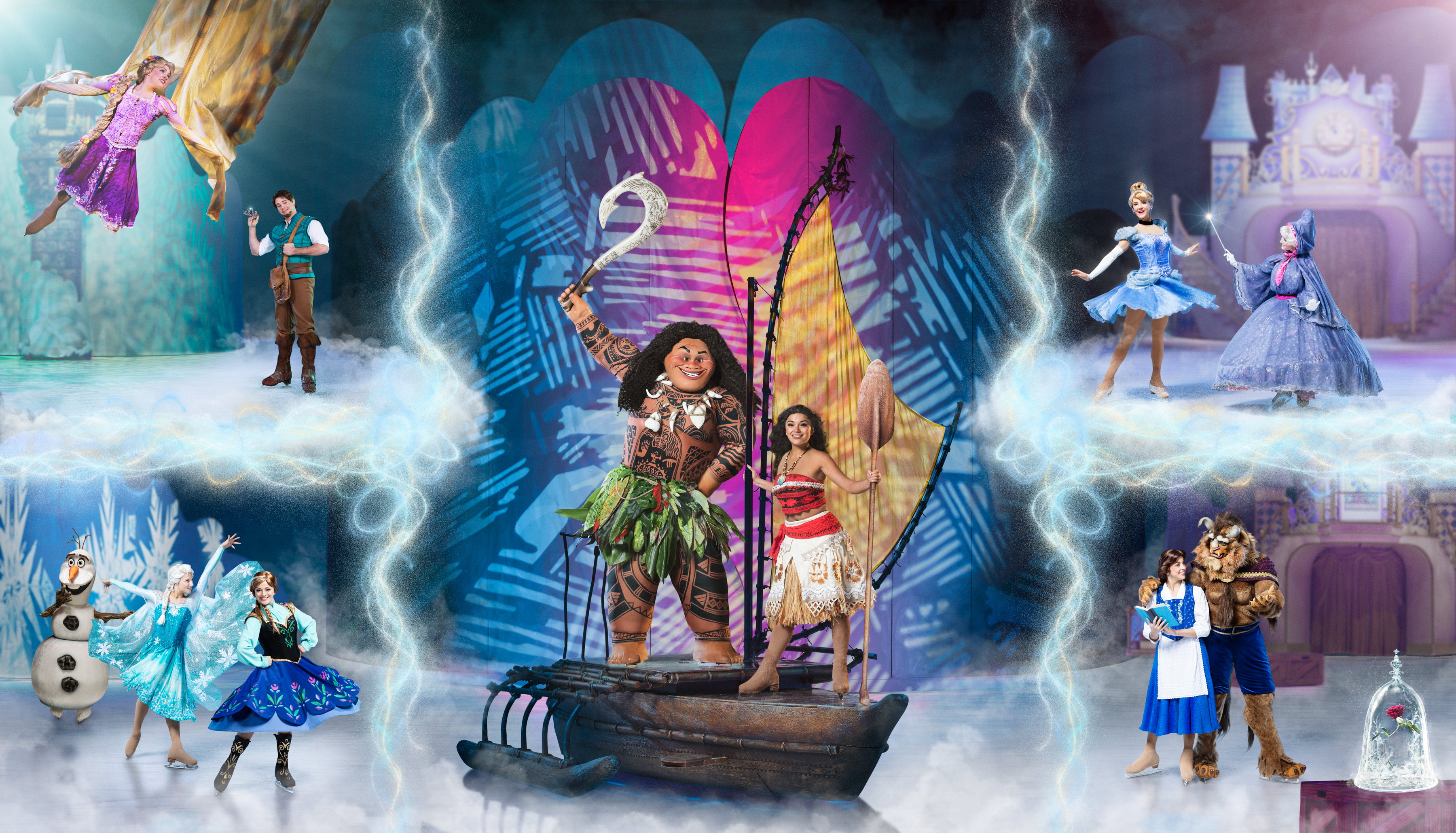Discover Your Inner Hero at Disney On Ice presents Dare To Dream